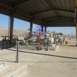 خدمات مشاوره شامل نظارت بر طراحی و مهندسی، تامین کالا و نظارت کارگاهی بر عملیات EPC طرح احداث خط لوله 8 اینچ از پالایشگاه دالان به پالایشگاه شیراز