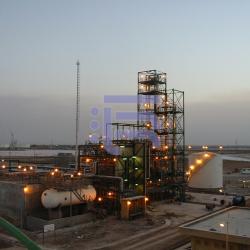 خدمات مهندسی طرح احداث کارخانه تولید MTBE (اولین کارخانه تولید در ایران)