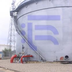 خدمات مطالعات اولیه، طراحی مقدماتی و طراحی تفصیلی طرح احداث مخازن تعادلی نفت خام و تاسیسات جنبی ساری و مغانک
